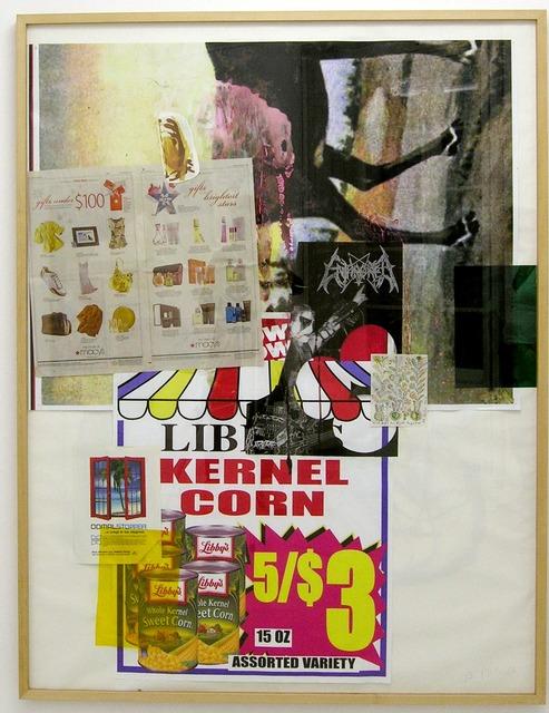 , 'Untitled (P 21/05),' 2008, Galería Juana de Aizpuru