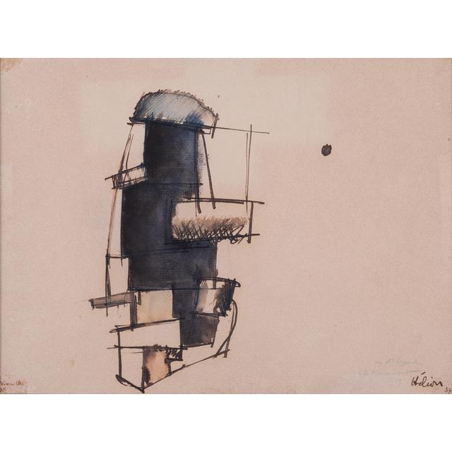 Jean Hélion, 'Untitled', 1935-1937, PIASA