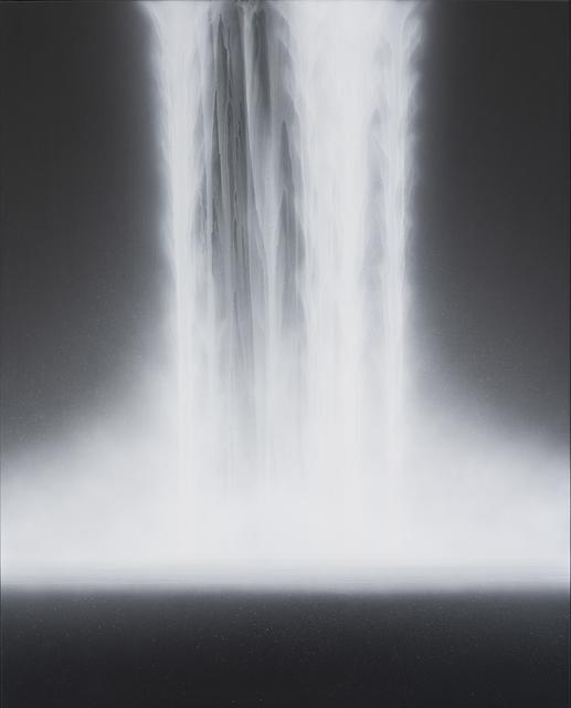 , 'Waterfall,' 2019, Sundaram Tagore Gallery