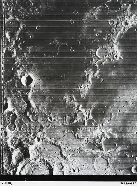 NASA, 'Lunar Orbiter', 1967, Jason Jacques Gallery