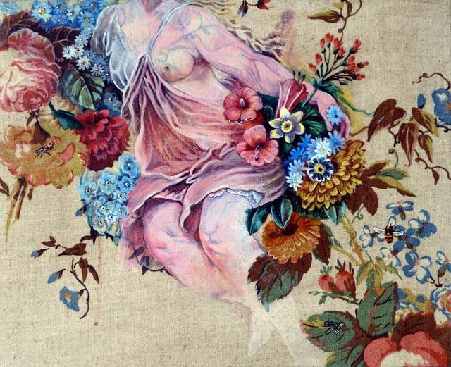 , 'Europa,' 2014, Pontone Gallery