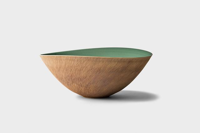 Pan-ki Kim, 'Comb-pattern Bowl', 2017, Gallery LVS