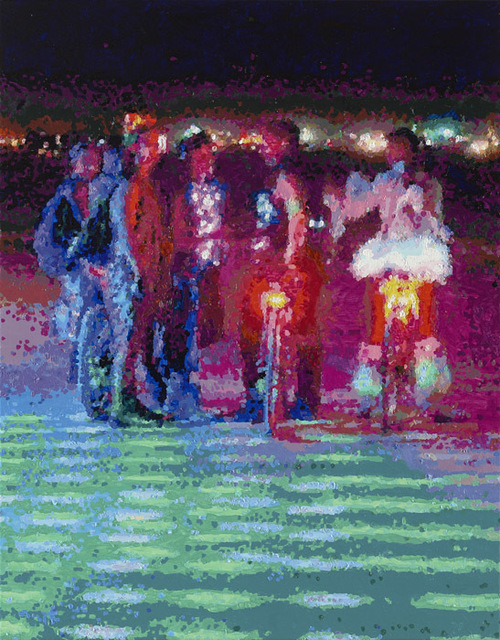 , 'Nighttime Travel,' 2018, ART / OF GALLERY