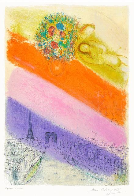 , 'Les Champs-Elysées,' 1954, Masterworks Fine Art