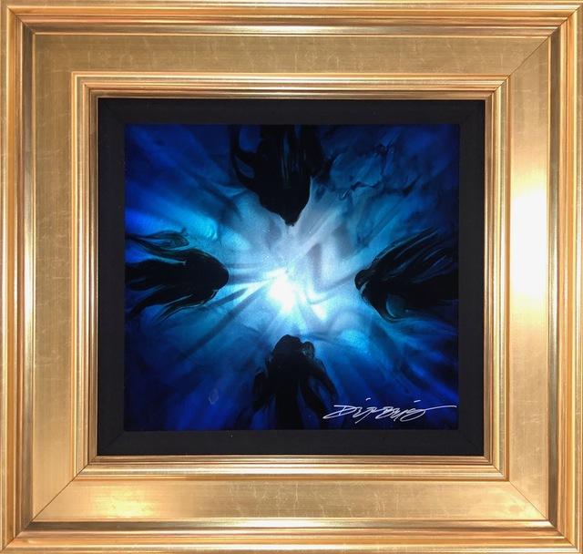 Chris Derubeis, 'Mini Burst Blue', 2015, Il Concept Art Gallery