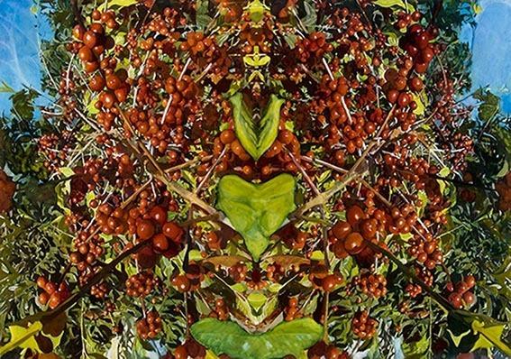 George Mead Moore, 'Café Royale', 2015, Painting, Oleo/tela, Galería Quetzalli