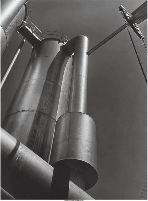 Clarence John Laughlin, 'Light on the Cylinders, No. 4', 1937, Heritage Auctions