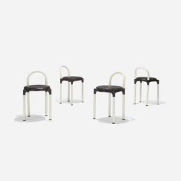 stools model 4823, set of four