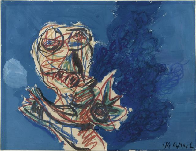 , 'Astronaut,' 1965, Jaski
