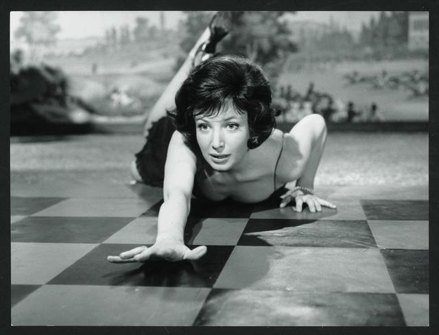 , 'La Notte (film still with Monica Vitti),' 1961, EYE Film Institute Netherlands