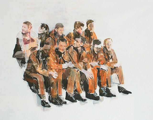 , 'Por que laranja?,' 2014, Luciana Caravello Arte Contemporânea