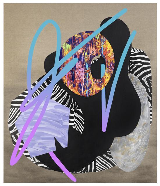 , 'Composition #18,' 2015, Nellie Castan Projects