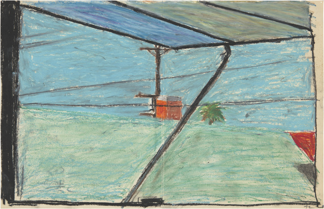 , 'Untitled,' 1972, Richard Diebenkorn Foundation