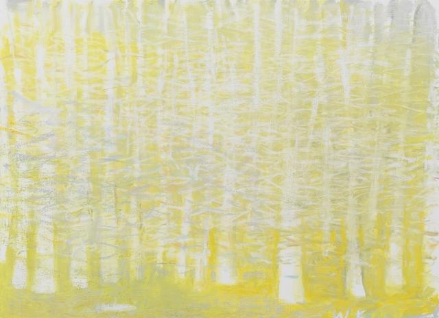 , 'Yellow Grove,' 2015, Galerie de Bellefeuille