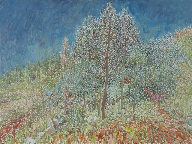 , 'Guishan, Gum Tree Forest No.1,' 2010, Tang Contemporary Art
