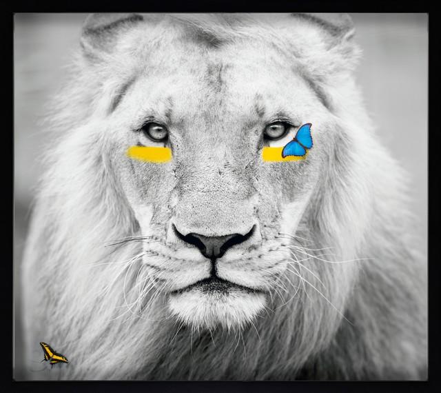, 'Lion XL,' , Eden Fine Art