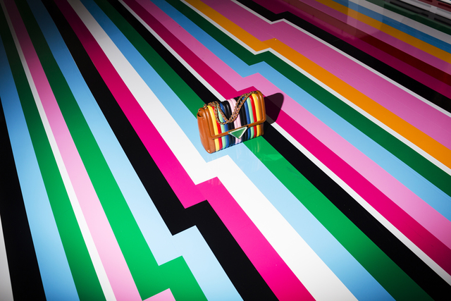, 'Ferragamo (Stripes),' 2016, Spalding Nix Fine Art