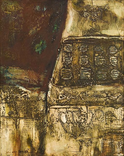 Gunther van der Reis, 'Abstract Composition', Strauss & Co