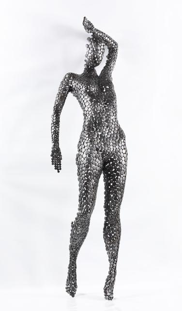 , 'Leaning Woman,' 2015, Faur Zsofi Gallery