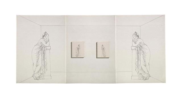 , 'Clio,' 1977, Galleria Tega