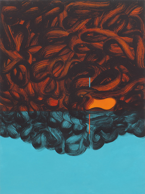 , 'Reverse Transcription,' 2016, NoonPowell Fine Art