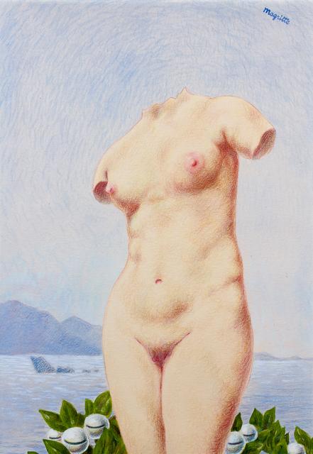 , 'La Clairvoyance,' 1956, De Jonckheere
