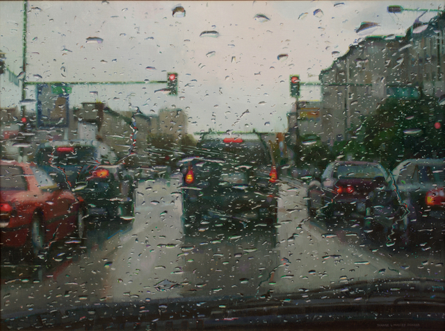 , 'Rain on Windshield I,' 2015, Gallery 1261