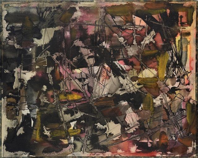 , 'Sans titre,' 1947, Galerie Zlotowski