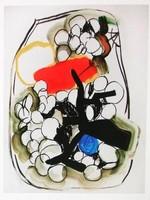 , 'Grapes and lemons II,' 2017, Schönfeld Gallery
