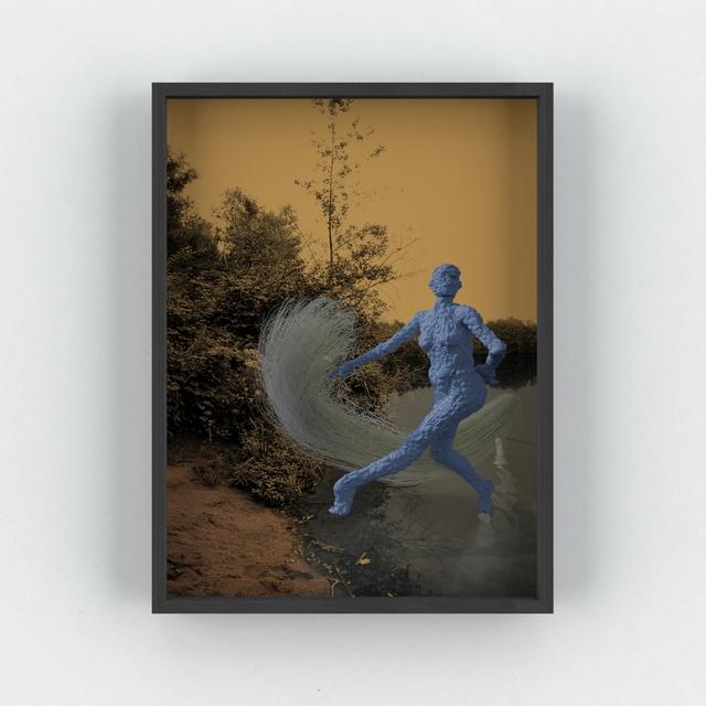 , 'Lake III 2006/2019 (Revisited),' 2019, Studios New Amerika