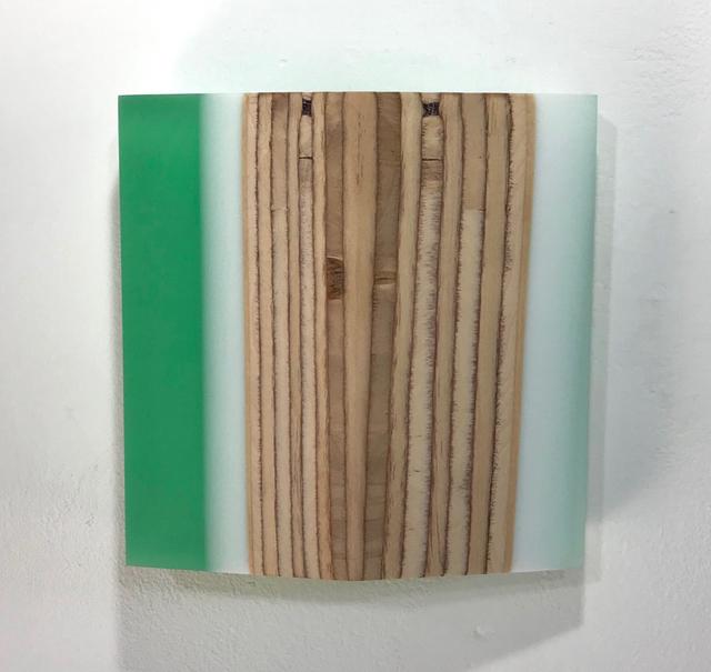 Michelle Benoit, 'Sky Brick series: Untitled 2018 (4)', 2018, William Campbell Contemporary Art, Inc.