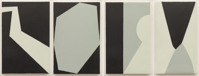 , 'Untitled (set of four),' 2015, Elizabeth Harris Gallery