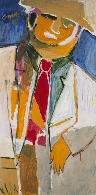 , 'Untitled(Man in Hat and Tie),' 1967, ArtSuite New York