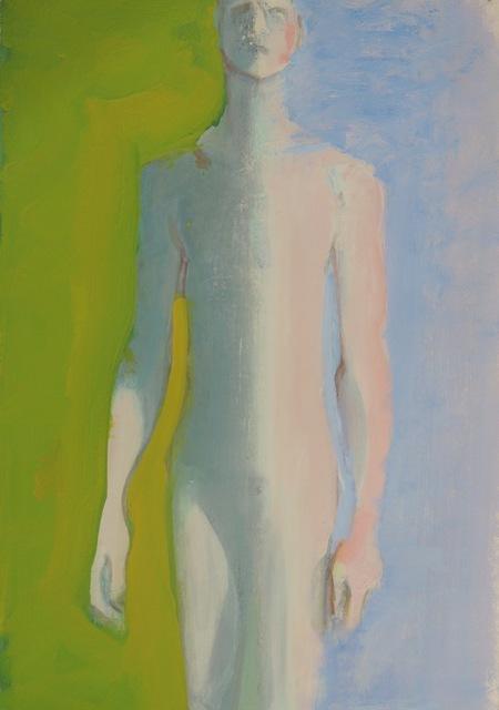 , 'Half Lit Nude ,' 2015, Flow 305