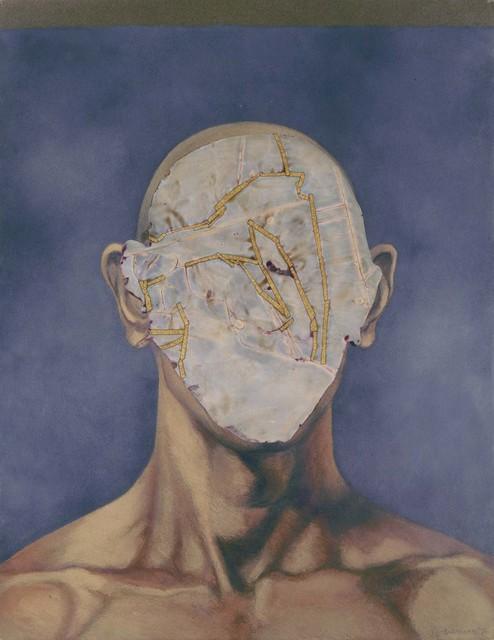 , 'Collage Pastel #2,' 1976, Michael Rosenfeld Gallery