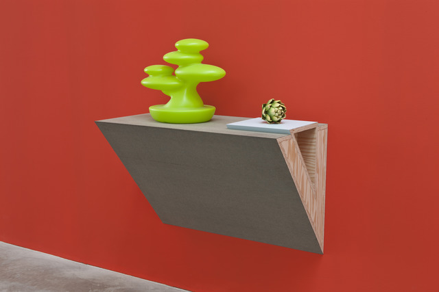 , 'Untitled (plant, artichoke),' 2012, Lia Rumma