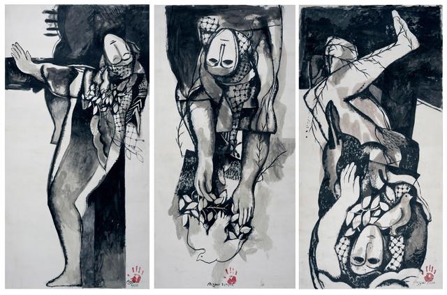, 'Jenin,' 2002, Meem Gallery
