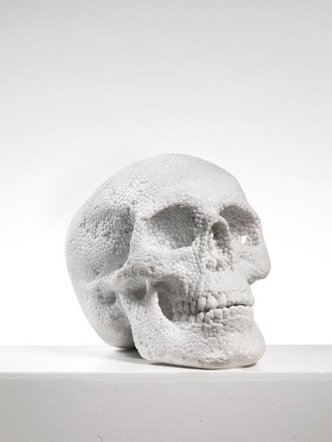 , 'Skull,' 2018, Maddox Gallery