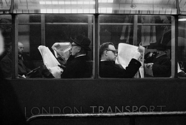 , 'London, England,' 1959, Magnum Photos