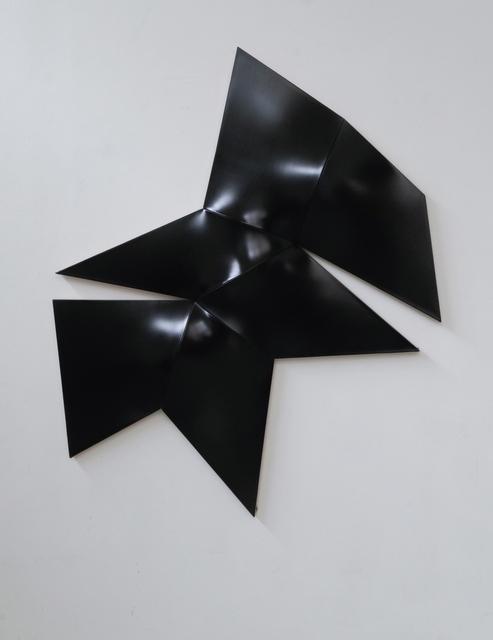 Jan Maarten Voskuil, 'Improved Dynamic Monochrome matt black', 2015, Sebastian Fath Contemporary