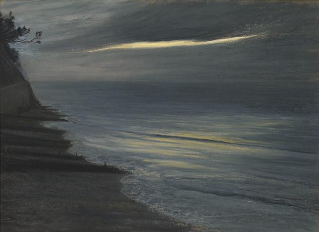 , 'Marine nocturne,' 19th century, Didier Aaron
