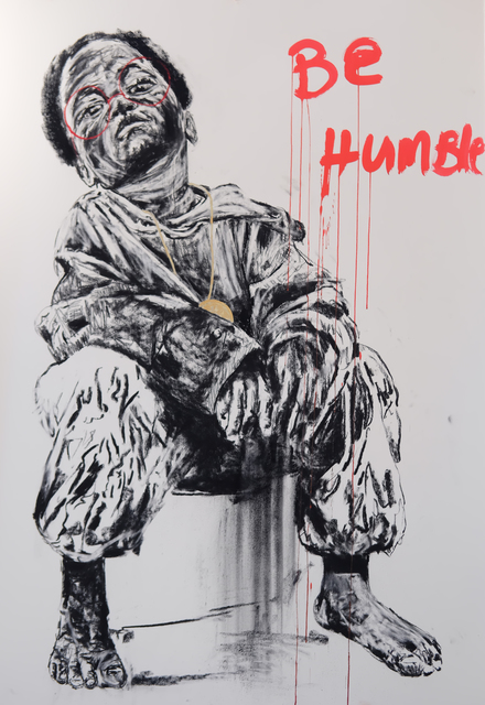 , 'Be Humble,' 2017, Gallery of African Art (GAFRA)