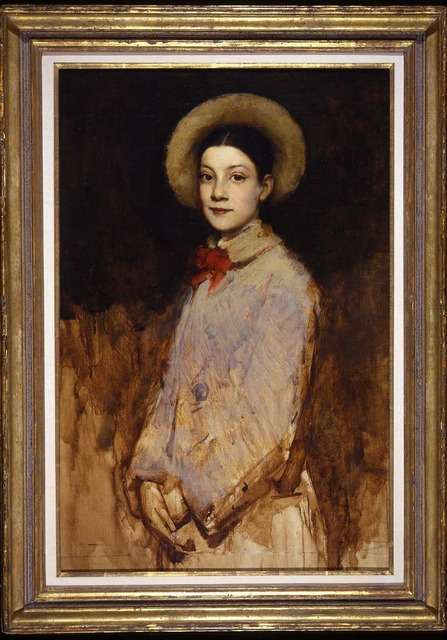 , 'Amy Folsom,' ca. 1880, Montclair Art Museum