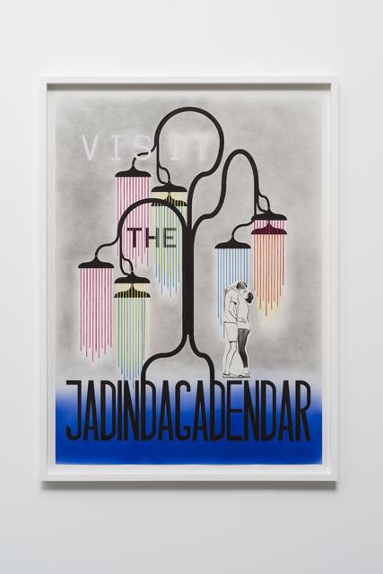 , 'Untitled (Visit the Jadindagadendar),' 2016, Pilar Corrias Gallery