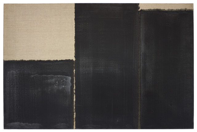 HyongKeun Yun, 'Burnt Umber & Ultramarine', 1991-1999, Axel Vervoordt Gallery