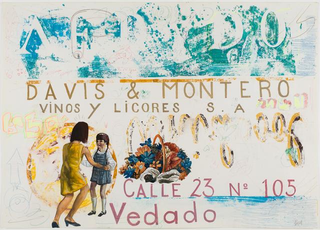 , 'Vedado (No. 25),' 2006, Track 16 Gallery