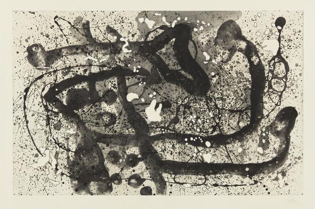 Joan Miró, 'Les Géants III (The Giants III)', 1960, Phillips