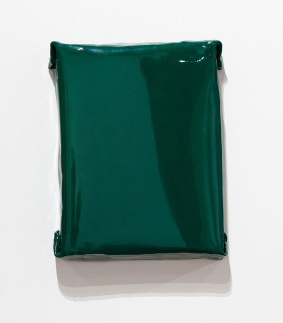 Tim Ebner, 'Untitled (olive)', 2018, DENK Gallery