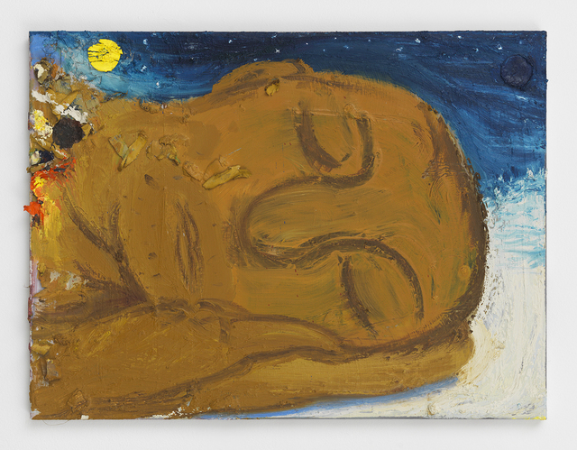 , 'Sleeper,' 2016, Anton Kern Gallery