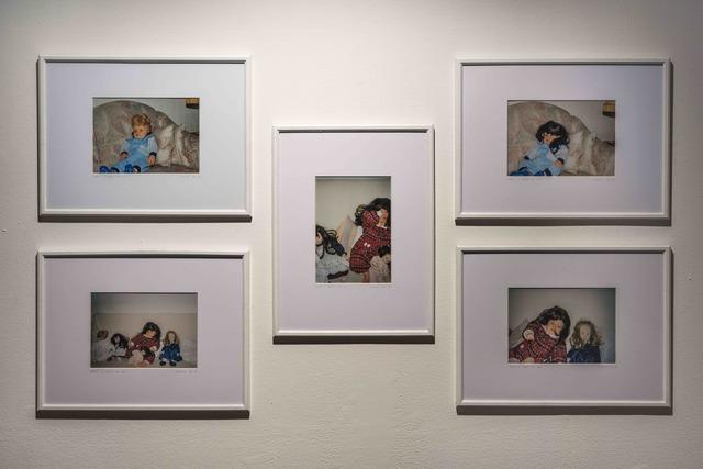 , 'Puppen,' 1994, Guido Costa